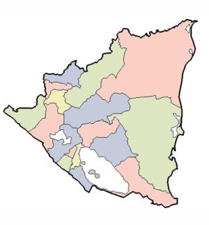 Región del país