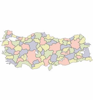 Ülkenin bölgesi