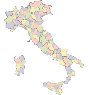 Province italiane