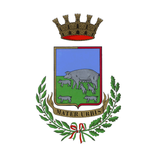 Logo del comune di Albano Laziale