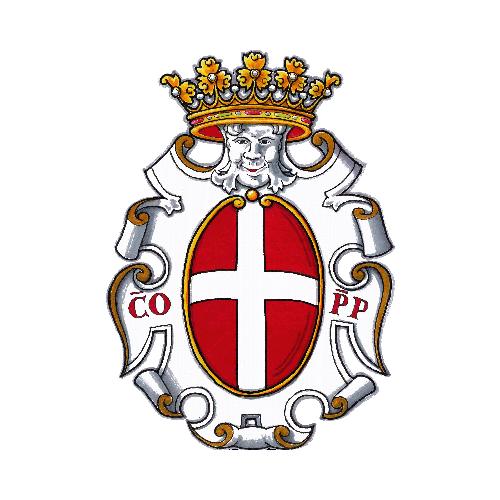 Logo del comune di Pavia