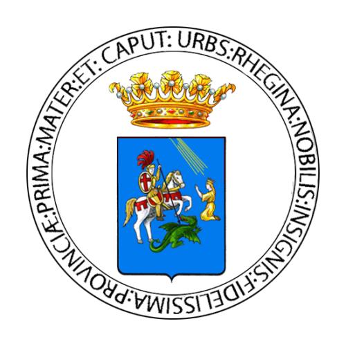 Logo del comune di Reggio di Calabria