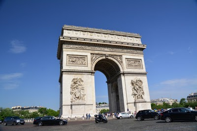 Logo Arc de Triomphe