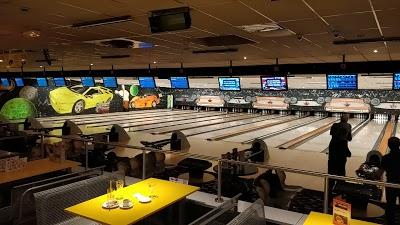 Logo Bowling Comtois de Besançon