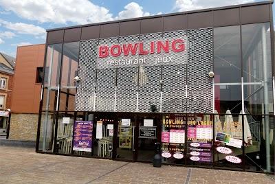 Logo Bowling de Charleville-Mézières