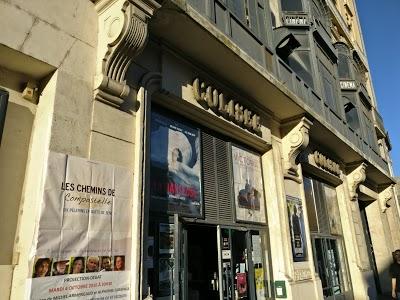 Logo Cap Cinéma Carcassonne - Le Colisée