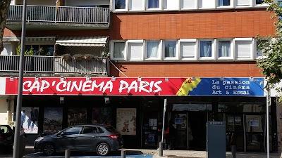 Logo Cap Cinéma - Le Paris