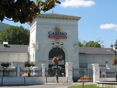 Logo Casino d'Argelès-Gazost
