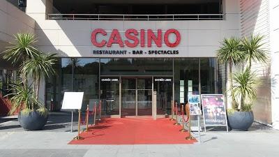 Logo Casino de Cagnes-sur-Mer - Terrazur