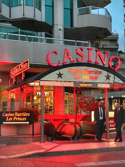 Logo Casino de Cannes - Les Princes