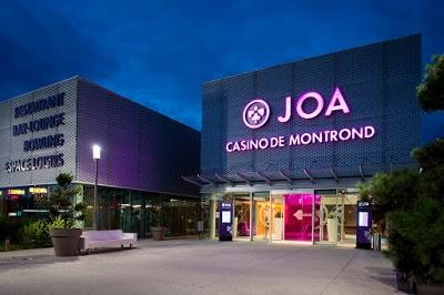 Logo Casino de Montrond (Montrond-les-Bains)