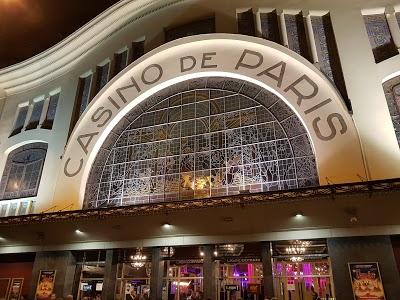 Logo Casino de Paris