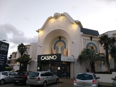 Logo Casino de Saint-Aubin-sur-Mer