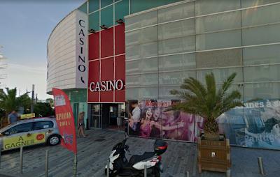 Logo Casino des Sables d'Olonne - Les Atlantes