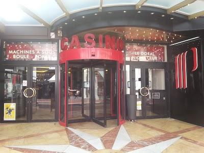 Logo Casino du Touquet - Casino Saint Jean