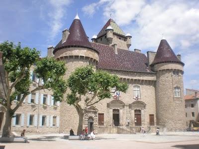 Logo Château d'Aubenas