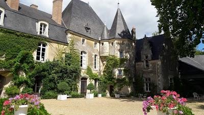 Logo Château de Bazouges sur le Loir