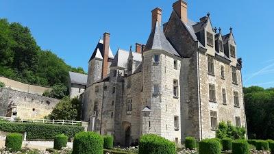 Logo Château de Courtanvaux