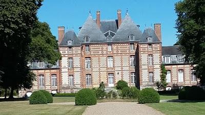 Logo Château de Fleury-la-Forêt
