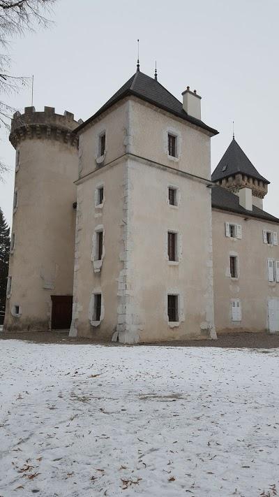 Logo Château de l'Échelle