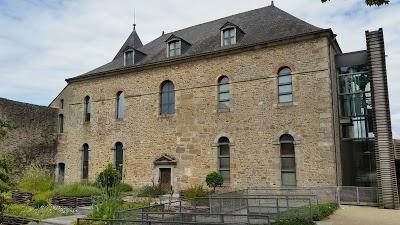 Logo Château de Mayenne