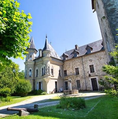 Logo Château de Montfleury