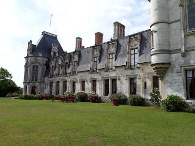 Logo Château de Regnière-Écluse