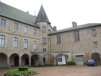 Logo Château de Rochechouart