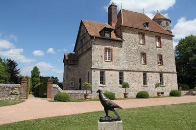 Logo Château de Vascœuil