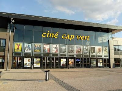 Logo Ciné Cap Vert