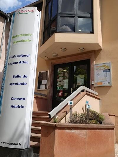 Logo Cinéma Adalric
