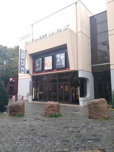 Logo Cinéma André-Malraux