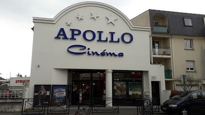 Logo Cinéma Apollo