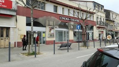 Logo Cinéma Armagnac