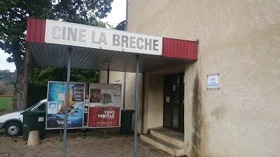 Logo Cinéma de la Breche