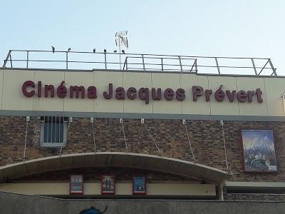 Logo Cinéma Jacques-Prévert