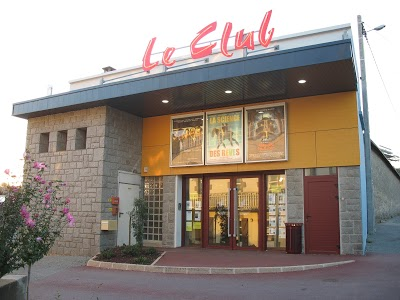 Logo Cinéma Le Club