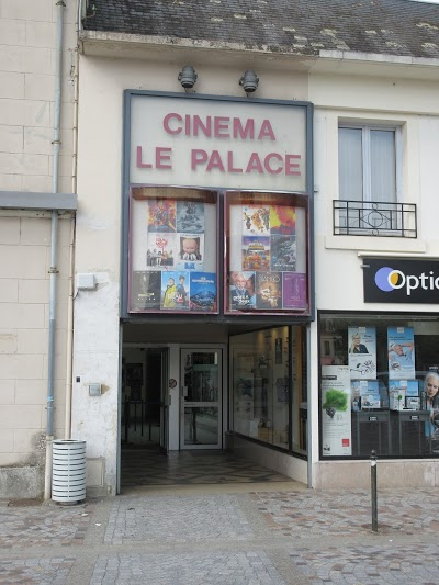 Logo Cinéma Palace