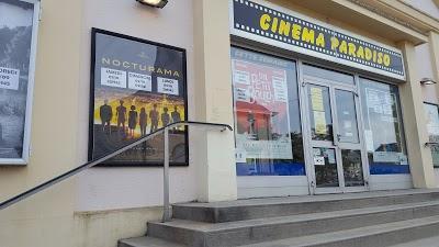 Logo Cinéma Paradiso