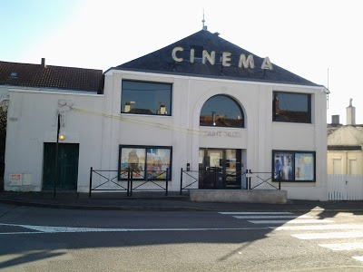Logo CINEMA SAINT GILLES