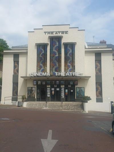 Logo Cinéma Théâtre
