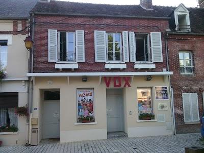 Logo Cinéma Vox