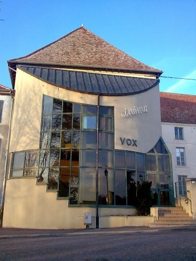 Logo Cinema Vox