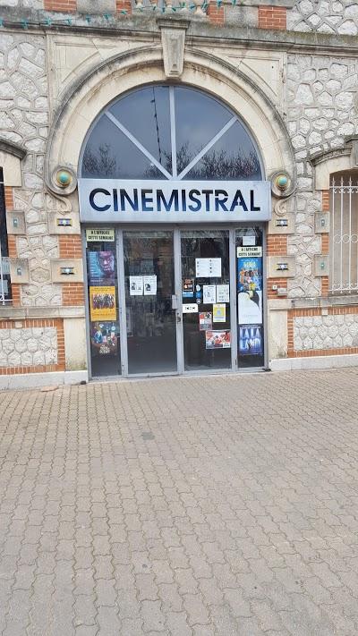Logo Cinémistral