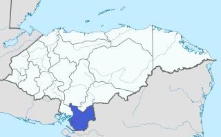 Logotipo Departamento de Choluteca