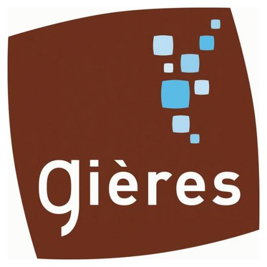 Logo de la ville de Gières