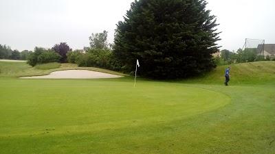 Logo Golf B. Green de Villenne Sur Seine
