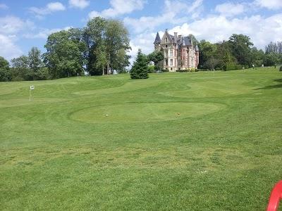 Logo Golf Blue Green d'Houlgate