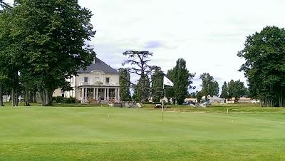 Logo Golf Club de Poiti Ers