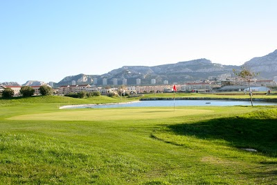 Logo Golf Club Marseille Borely